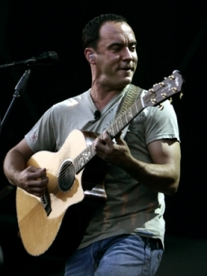 The Dave Matthews Band performs with her in Bean Town