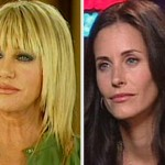 suzanne somers, courteney cox