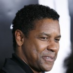 Denzel Washington in Los Angeles, October 29, 2007