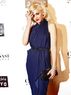 Gwen Stefani attends the Black Ball event
