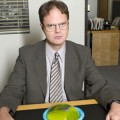 Rainn Wilson, The Office, blurb