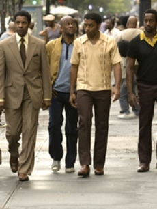 Common, Denzel Washington, Chiwetel Ejiofor and Idris Elba 