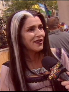 Meredith Vieira as Lily Munster