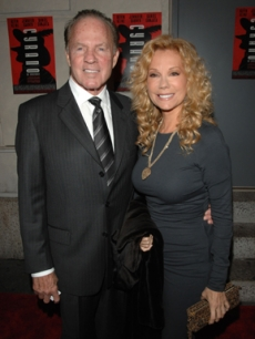 Frank & Kathie Lee Gifford at the New York play