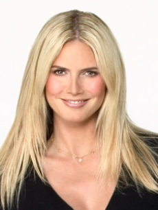 Heidi Klum on 'Project Runway'