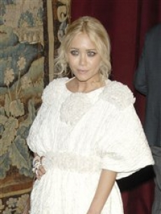 Mary Kate Olsen shows her support for the benefit