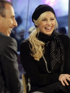 faith hill today show AP