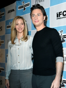 Lisa Kudrow & Zach Braff announce the Spirit Award nominations