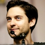 Tobey Maguire speaks at Comic Con, 2006