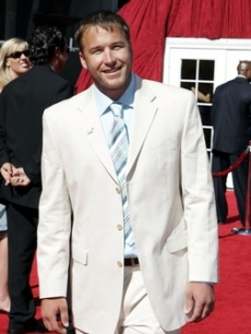 Bode Miller looks great in white