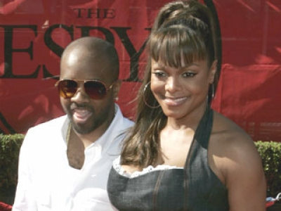 Jermaine Dupri and Janet Jackson glam up the ESPY carpet