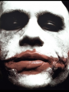 Heath Ledger as The Joker in &#039;The Dark Knight&#039;