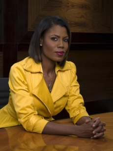 Reality TV star Omarosa