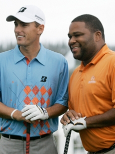 Anthony Anderson and a pro watch catch all the action in Hawaii