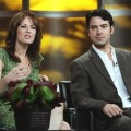 Livingston, Ron - Rosemarie DeWitt FOX TCA 7 24 06 AP