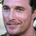 Blue eyed beauty Matthew McConaughey