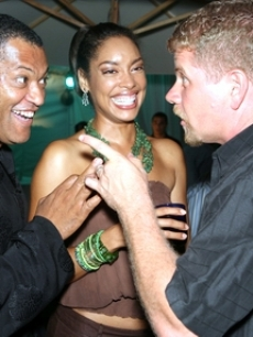 Gina Torres and Michael Cudlitz join Laurence Fishburne