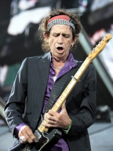 But Keith Richards' style has influenced Johnny Depp