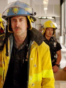 World Trade Center - Nicolas Cage and Michael Pena
