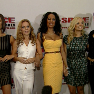 Video 192465 - Spice Girls Bring Flavor To Los Angeles