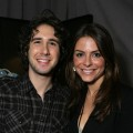 Josh Groban & Maria Menounos, Los Angeles, January 11, 2008