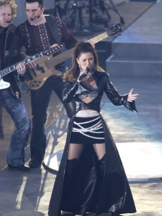 Shania Twain SUPER BOWL HALFTIME 2003
