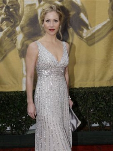 Christina Applegate arrives at the 14th Annual Screen Actors Guild Awards