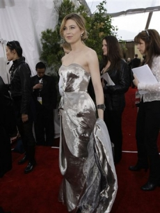 Ellen Pompeo at the SAG Awards