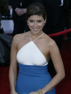Jamie-Lynn Sigler at the 2008 SAG Awards