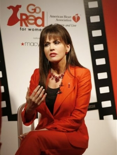 Marie Osmond kicks off 'Go Red For Women' by sharing how heart disease