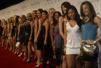 The Maxim Girls!