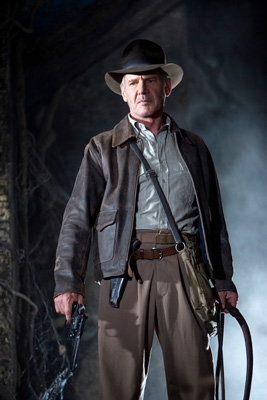 Harrison Ford in 'Indiana Jones and the Kingdom of the Crystal Skull' (2008)