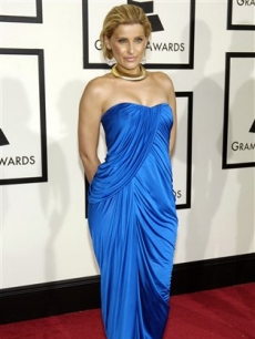 Nelly Furtado at the Grammys