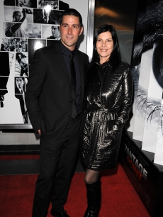 Matthew Fox and and wife Margherita at &#039;Vantage Point&#039; in New York 