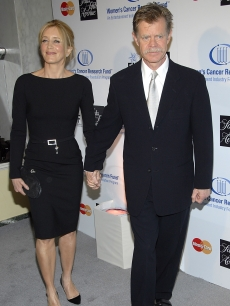 Felicity Huffman and William H. Macy Unforgettable Evening gala