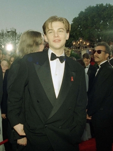 Leonardo DiCaprio was 19 - Actor in a Supporting Role for 'What's Eating Gilbert Grape' (1993)