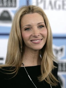 Lisa Kudrow arrives to the 2008 Independent Spirit Awards