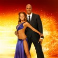 Jason Taylor and partner Edyta Sliwnska