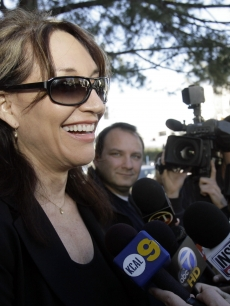 Ritter&#039;s co-star, Katey Sagal makes her way into