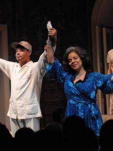 Anika Noni Rose, Terrence Howard, Phylicia Rashad and James Earl Jones