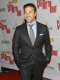 Jeremy Piven attends the opening night of 'Cat On A Hot Tin Roof' in New York
