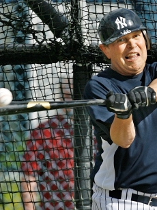 The Yankees sign Billy Crystal so he can play for his 60th birthday