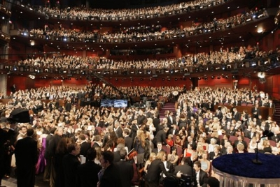 Inside the Oscars 2008!