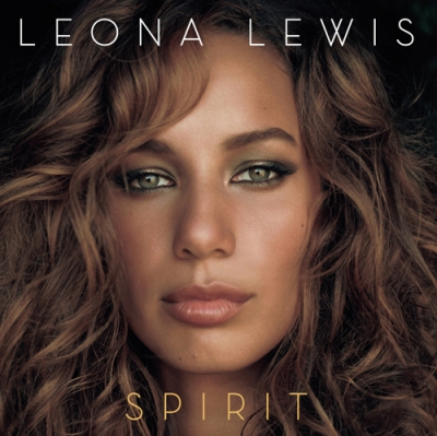 Leona Lewis' UK album cover