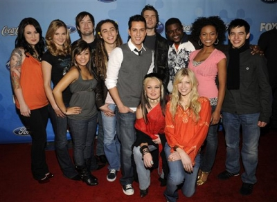 'American Idol' Season 7 Top 12
