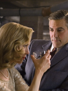 In the movie, Renee is the object of George Clooney&#8217;s affection. 