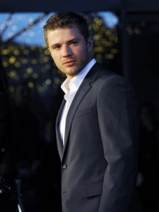 &#039;Stop-Loss&#039; cast member Ryan Phillippe on the red carpet at the premiere in Los Angeles