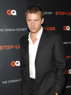 Ryan Phillippe at a screening of &#039;Stop-Loss&#039; in New York