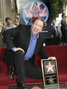 Tim Allen received his star in 2004