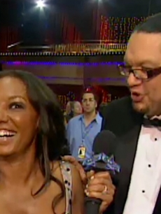 Mel B & Penn Jillette 'Dancing With The Stars'
